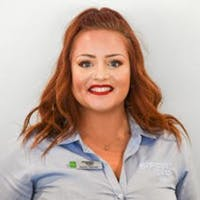 Kellie Garrett at Stevenson-Hendrick Toyota Jacksonville