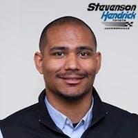 Aaron Prescott at Stevenson-Hendrick Toyota Jacksonville