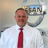 Jon Hyde at Newton Nissan
