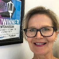 Margaret Garland at Newton Nissan