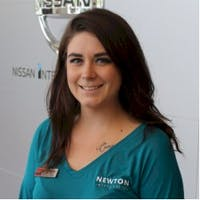 Taylor Brown at Newton Nissan