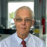 Richard Grenamyer at Newton Nissan