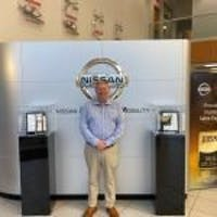 Greg Weir at Newton Nissan