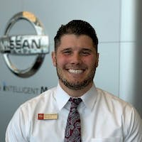 Matthew McSwain at Newton Nissan