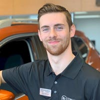 Alex Spradlin at Tom Wood Nissan