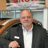 Dave Harris at Tom Wood Nissan