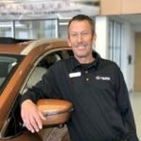 Todd Lloyd at Tom Wood Nissan