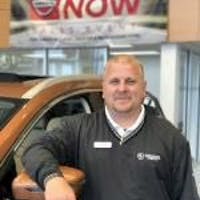Brian Cummins at Tom Wood Nissan