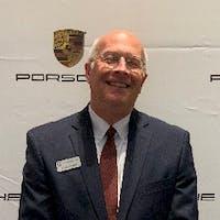 Barry  Wickliff  at Tom Wood Porsche