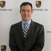 Richard  Sellers at Tom Wood Porsche