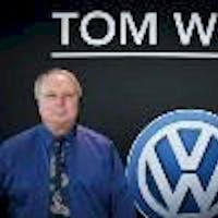 Greg Suskovich at Tom Wood Volkswagen
