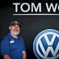 Luke  David at Tom Wood Volkswagen - Service Center