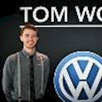 Cody Cobb at Tom Wood Volkswagen
