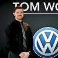 Kenny Scott at Tom Wood Volkswagen