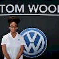 Da'Shawn Jackson at Tom Wood Volkswagen