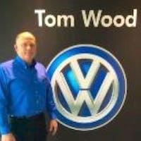 Damon Eacret at Tom Wood Volkswagen