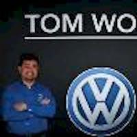 Vu Tran at Tom Wood Volkswagen