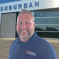 Kevin Miller at Suburban Ford of Sterling Heights