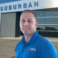David Hennigan at Suburban Ford of Sterling Heights
