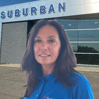 Nicole Elder at Suburban Ford of Sterling Heights