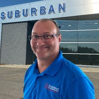 Michael  LeBeau at Suburban Ford of Sterling Heights