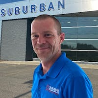 Robert  Ladd at Suburban Ford of Sterling Heights