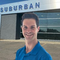 Michael  Brown at Suburban Ford of Sterling Heights