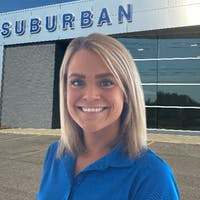 Paige DeFour at Suburban Ford of Sterling Heights
