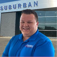 Dave Lulewicz at Suburban Ford of Sterling Heights