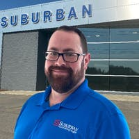 Eric Wiederhold at Suburban Ford of Sterling Heights