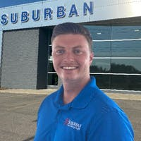 Jeremy Fussell at Suburban Ford of Sterling Heights