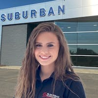 Brenna Sonnenberg at Suburban Ford of Sterling Heights
