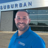 Carloluigi  Diliberti at Suburban Ford of Sterling Heights