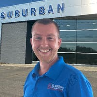 Brad Klein at Suburban Ford of Sterling Heights