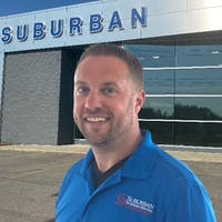 Jeremy Randolph at Suburban Ford of Sterling Heights