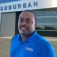 Shaun Veasley at Suburban Ford of Sterling Heights