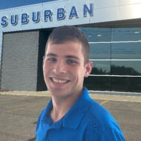 Frank Drogosch at Suburban Ford of Sterling Heights