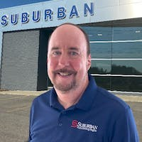 Mark Zolnoski at Suburban Ford of Sterling Heights