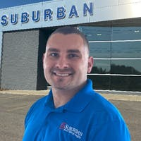 Joseph Rippolone at Suburban Ford of Sterling Heights