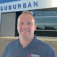 Craig  Mclaughlin at Suburban Ford of Sterling Heights