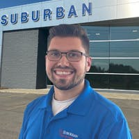 John Halsey at Suburban Ford of Sterling Heights