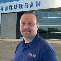 Joe  Smith at Suburban Ford of Sterling Heights