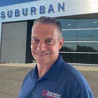 Mike Gallucci at Suburban Ford of Sterling Heights