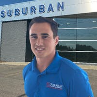 Vince Miceli at Suburban Ford of Sterling Heights