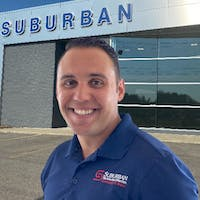Anthony Mazza at Suburban Ford of Sterling Heights