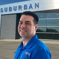 Jason  Spencer at Suburban Ford of Sterling Heights