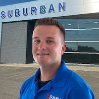 Nathan Wells at Suburban Ford of Sterling Heights