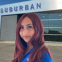 Ashley Burgess at Suburban Ford of Sterling Heights