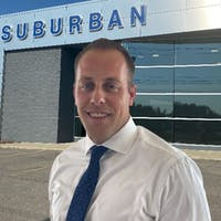 Timothy O'Connor at Suburban Ford of Sterling Heights