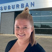 Dana  Jankowski at Suburban Ford of Sterling Heights